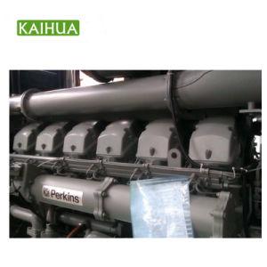 Behälter-leiser Typ 600kw DieselGenset angeschalten von Perkins Engine