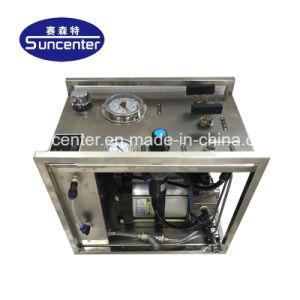 Hidrostático/hidráulico/bomba de Prueba de presión hidrostática