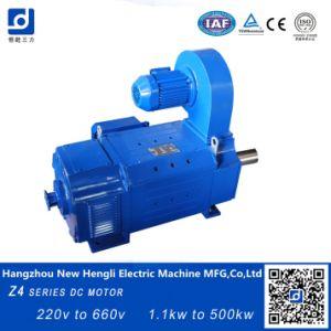 El LNH Z4 7CV 5kw motor DC eléctrico de 12 kw