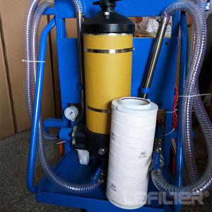Purificador de Óleo Lubrificante Hidráulico Portátil Pall Unidades de filtração de óleo8314-100 PFC