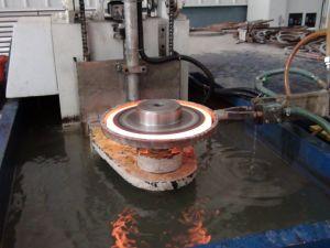 격판덮개를 위한 기계를 취급하는 고주파 감응작용 열은 프로세스를 취급하는 열을 분해한다