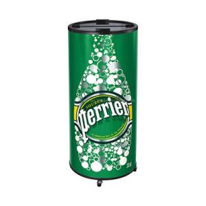 ポータブルは飲料の表示のためのクーラーできる