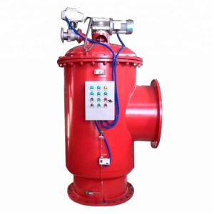 Filter van het Roestvrij staal van de Filter van het water de Automatische Zelfreinigende