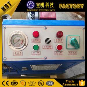 セリウムの電気の管の電池式の高性能のホースのひだが付く機械