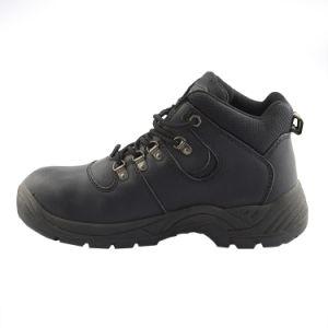 Trabajo de Ingeniería de cuero de búfalo Zapatos de seguridad