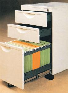 مكتب [فيل كبينت] مع عجلات ([أد-149])