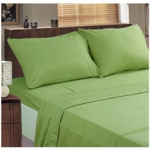 Home Microfibra escovado têxteis 1800 Tampa cama extras