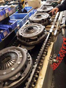 OEMの鋳物場の大型トラックのディーゼル発電機のフライホイール