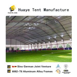 Piscina de alta qualidade à prova de Tribunal de futebol de grande tenda para Sports