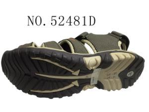 Deux couleurs Lady et Kid Summer sandale Chaussures de stock