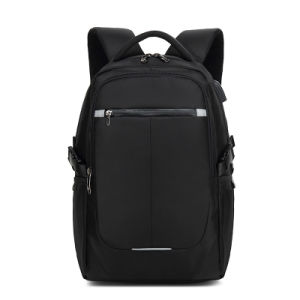Nij Iiia antirrobo de seguridad chalecos reflectantes Bookbags Mochila para portátil USB con conector de auriculares