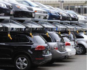 SUVのためのより強い2郵便車の駐車上昇
