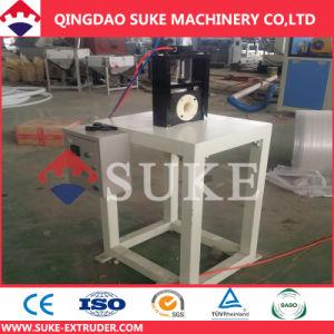 PE/PVC de pared simple/doble tubo corrugado Producción Línea de máquinas de extrusión con Ce y ISO