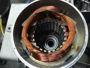アルミニウムハウジング(0.37kw/0.5HP)が付いているQb60bのクリーンウォーターポンプ