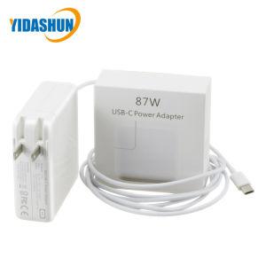 87W тип C Pd зарядное устройство USB-C адаптер питания для Apple MacBook 2016 15дюйма