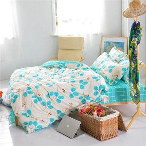 Home Produtos têxteis tecidos de poliéster Tampa cama cama impressos