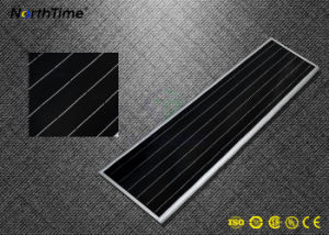 5年寿命のリチウム電池の日曜日軽く再充電可能なLEDの太陽街灯