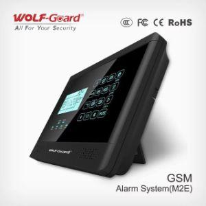 GSMのホームセキュリティーアラーム侵入者の防犯ベル --Yl-007m2e