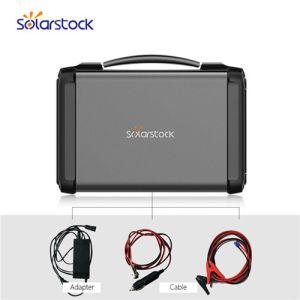 Véritable 500W Solarstock Générateur solaire portable avec RoHS, CE, FCC