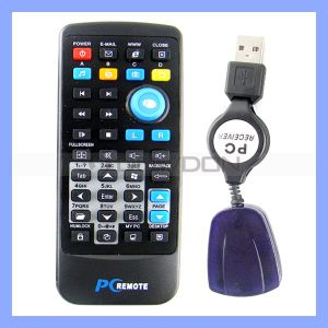 UniversalWireless Infrared PC Remote Control mit Hotkeys (CM-01)