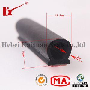 EPDM verdrängte Schaumgummi-Gummistreifen mit guter Qualität