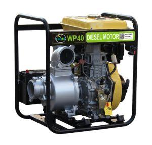 2 pulgadas de bajo consumo de combustible Diesel Bomba de agua
