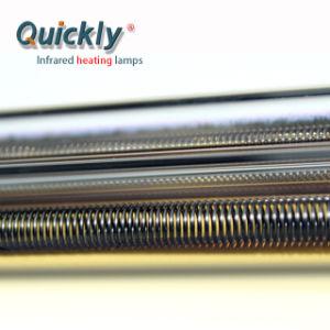 Quarto Twin de quartzo Gold Onda Média de intercâmbio de infravermelhos a indústria PV