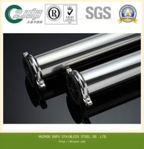 201/304 tubos soldados inconsútiles inoxidables del tubo de acero