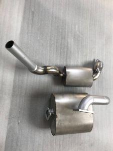 As peças do gerador diesel de potência silencioso silenciosa