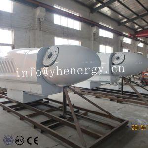 De horizontale Turbogenerator van de Wind van de Bladen Picth van de As Veranderlijke 50kw 60kw