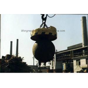 China best selling de elevação eletro ímã para a esfera de aço
