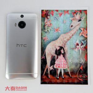 Teléfono móvil personalizada impresión de etiqueta y la máquina de corte para cualquier accesorio de teléfono