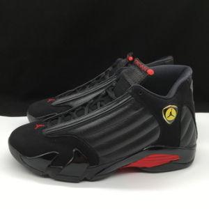 Los hombres Playoffs Sneakers la clásica 14 Xiv zapatillas de baloncesto