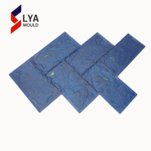 ゴム製具体的な型の舗装のスタンプのコンクリートによって押される型