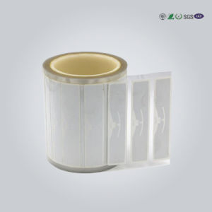 ISO/IEC 18000-6c UHF влажных золото Aln9654 пластиковых поверхностях Tag