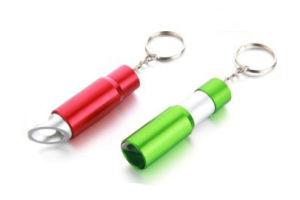 Lanterna LED populares de venda quente Chaveiro para brindes promocionais (036)
