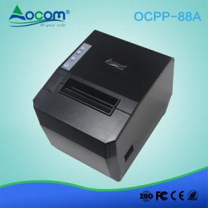 80mm WiFi Desktop/USB/LAN/Serial Interface Bill Impressora térmica de recibos