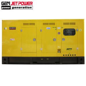 Diesel van de Macht van Cummins Elektrische Stille Generator 400kVA 300kVA 250kVA 200kVA 100kVA