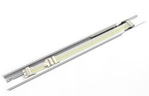 130lm/W lineal de la Bahía de LED de alta para el proyecto