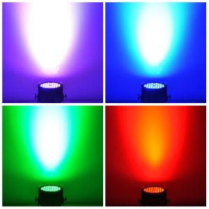 DJ de discoteca escenario Wshing 54pcs 4en1 RGBW Luz PAR LED