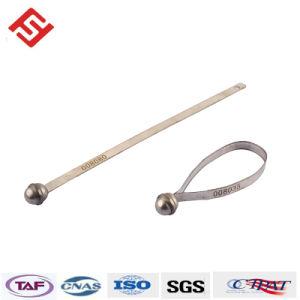 De alta calidad a bajo precio de la seguridad a prueba de manipulaciones de tiras de sellado metálico