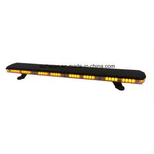 Delgado de 48 pulgadas de la barra de luz LED con alta resistente al agua