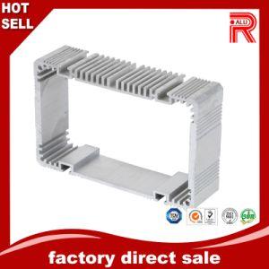 Perfil de aluminio extrusionado de aluminio y de disipador de calor