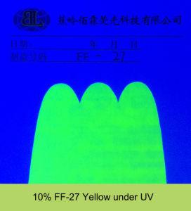 Pigmento fluorescente giallo di Shinlite FF-27 per la gomma EVA di TPU