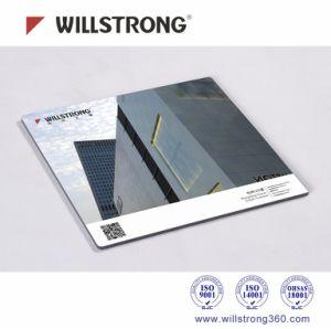 Алюминиевых композитных панелей для УФ окраски для рекламы системной платы