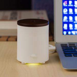 Mini Humidificador Aromaterapia Aceite Esencial de Purificador difusor de aire