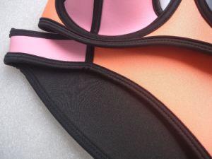 Plage Sexy Nikini Multi-Color néoprène sous-vêtements soutien-gorge