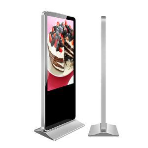 Wi-FI 2018 Touch Screen, der Android 55 Zoll LCD-Spieler für Bank bekanntmacht