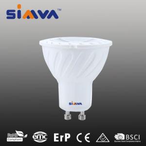 Venda a quente GU10 5W lâmpada LED Dim com marcação CE