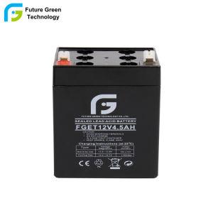 12V 4.5ah mejor batería solar de ciclo profundo con el precio de distribuidor